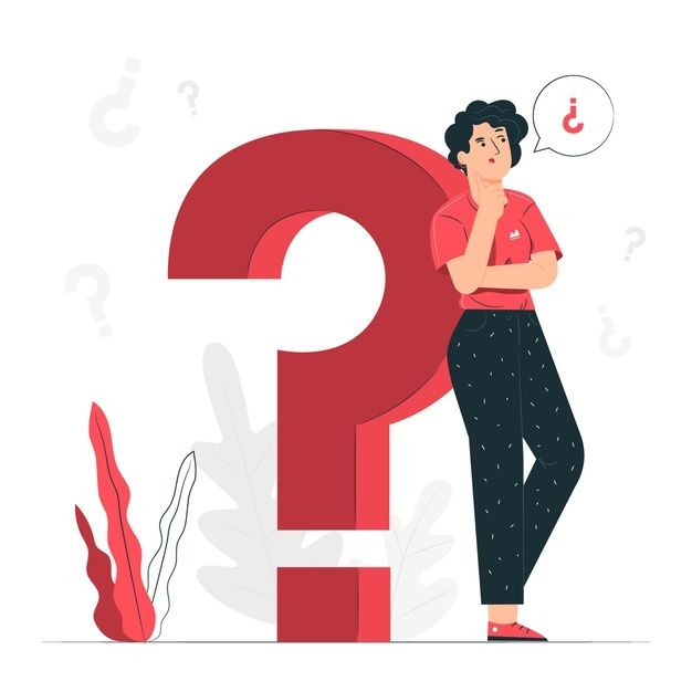 Questions Concept Illustration Free Vector Freepik Freevector People Question Quest This Or That Questions Motion Design Animation Business Illustration