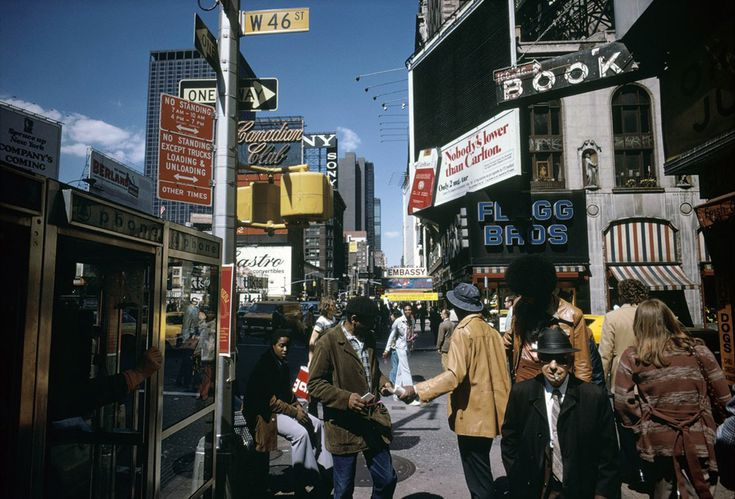 Joel meyerowitz street photography