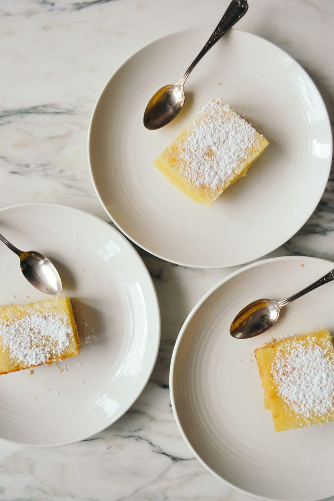 Tartine's Lemon Bars on Brown Butter Shortbread // recipe // YOU CAN EAT NOW