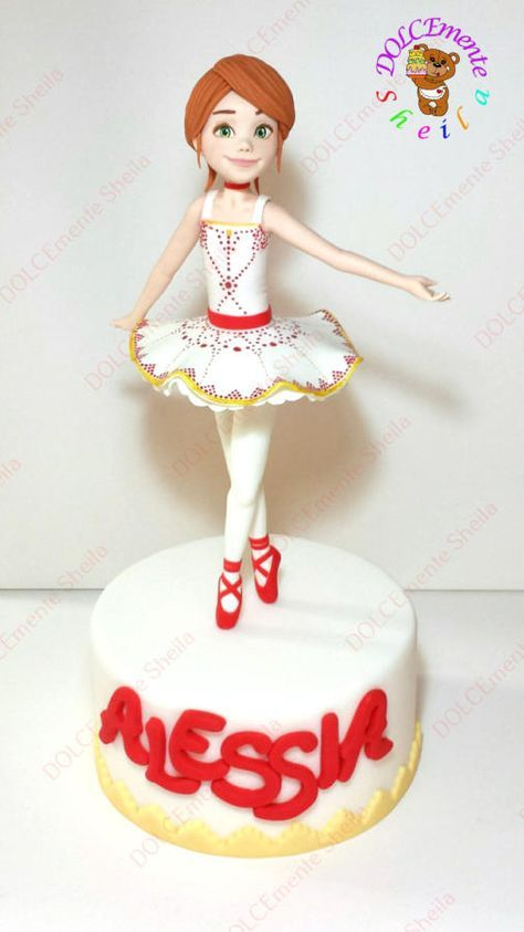 Ballerina by Sheila Laura Gallo