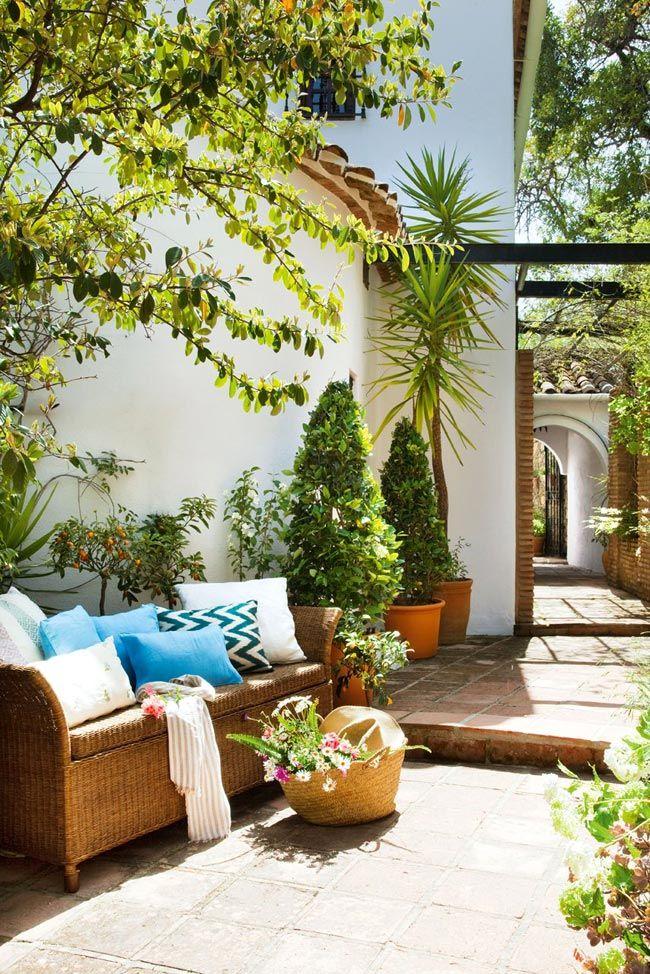 Чудесный дом солнечной Испании