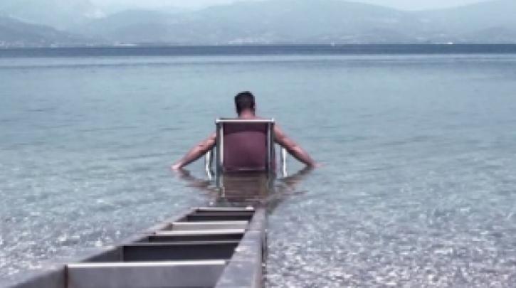 Τη δική τους παραλία απέκτησαν τα ΑΜΕΑ στην Ιεράπετρα :: left.gr