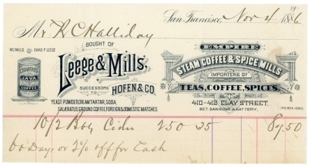 17 Best Images About Letterheads And Billheads On