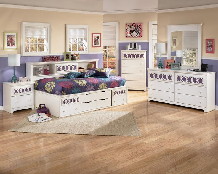 44 best images about kids zone on pinterest loft beds - Ashley wilkes bedroom collection ...