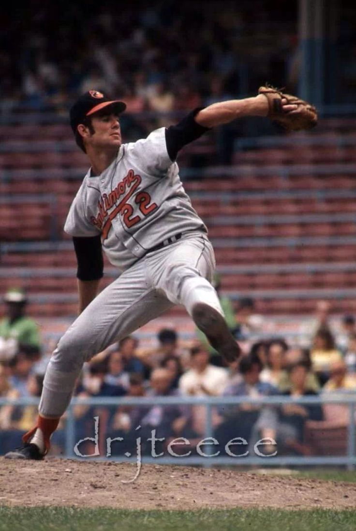 Jim Palmer - Baltimore Orioles