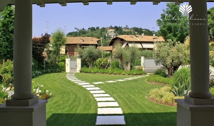 Copyright © www.vivaiodelgarda.it  Un Giardino per le feste - Trasformare uno spazio verde
