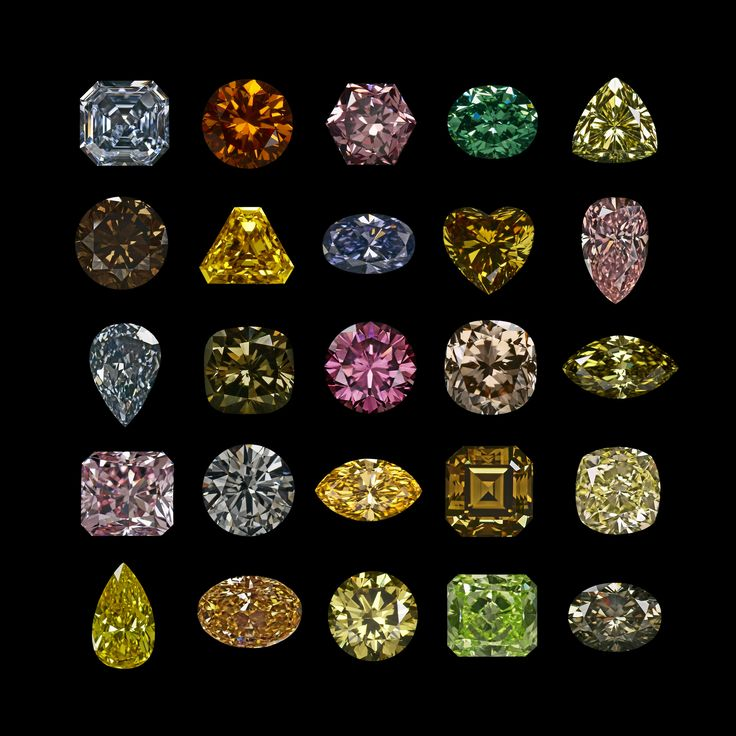 White diamonds have always been the predominant market but, Fancy coloured diamonds have now risen in status to the pinnacle of the gem world. Description from betterhealthforwomen.com. I searched for this on bing.com/images