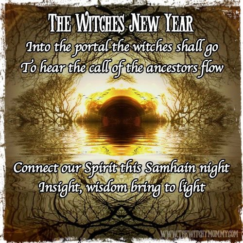 The Witches New Year, Samhain, Ancestors, Magick, Witchcraft, Crossing the Veil, Spirits, Divination, Entering the Portal, October 31st, Wheel of the Year, http://www.thewitchymommy.com