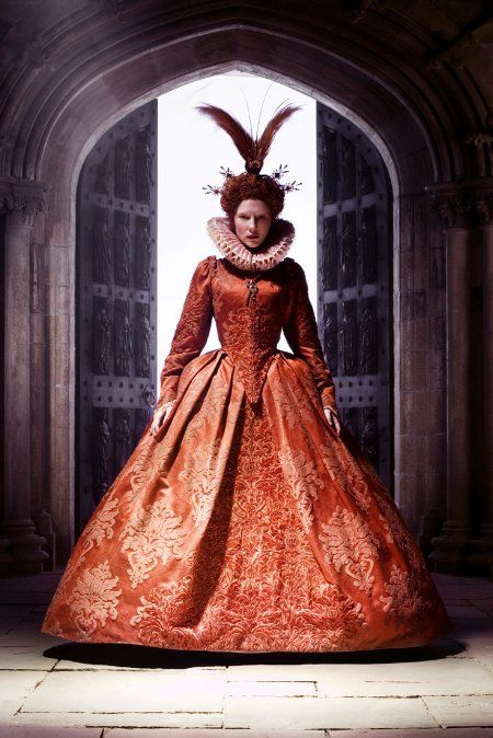 My favorite Queen of history... Queen Elizabeth the 1st.She played the role of the beloved Elizabeth to perfection!