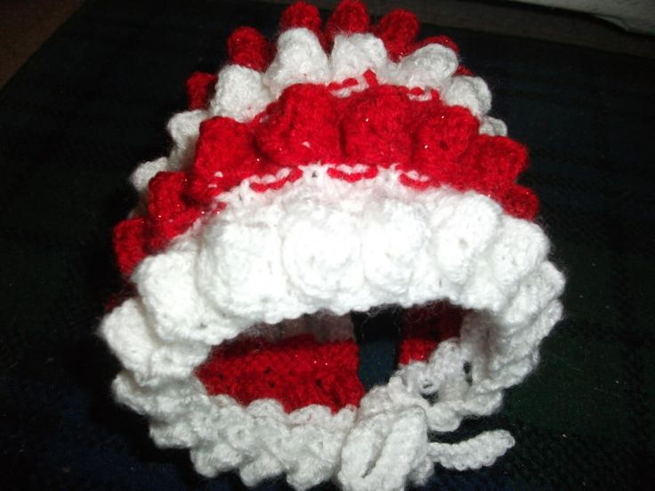 Frills Hat - Knitting creation by mobilecrafts   Knit.Community