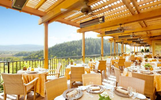 The 7 Best Brunches in Napa Valley.  Yum.
