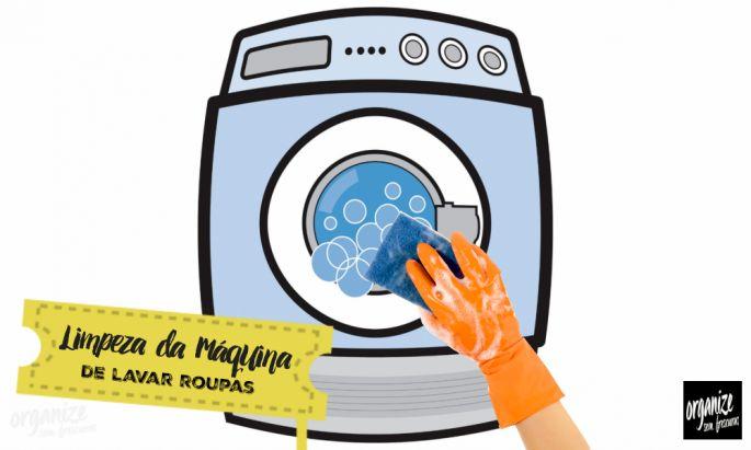 Como Limpar a Máquina de Lavar Roupas em Casa