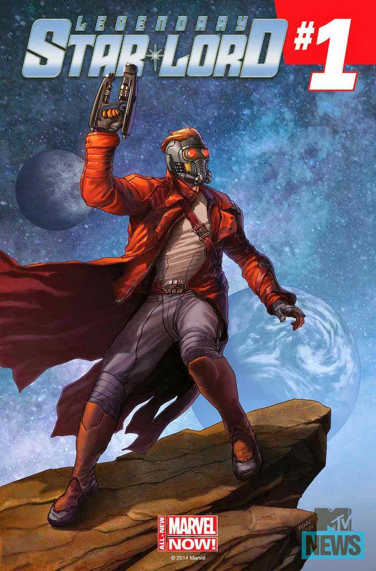 """C2E2 2014: Novidades do Senhor das Estrelas e os """"Young Guns"""" ~ Universo Marvel 616"""