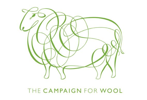 Campaign for Wool - logo by Tom Hingston Studio and Keep Agency
