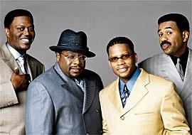 Uncles Bernie, Cedric, D.L., Steve