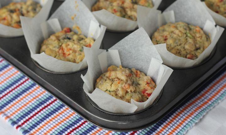 Savoury muffins - Kidspot