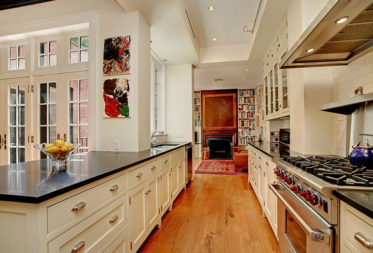 1000 images about brooklyn townhouses on pinterest floors kitchen bedford stuyvesant and - Kitchen design brooklyn ...