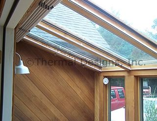 Our Sunroom And Solarium Track Shades Use Our Add On Track Systems That  Attach Directly Onto The Sunroom Or Solarium Beams.