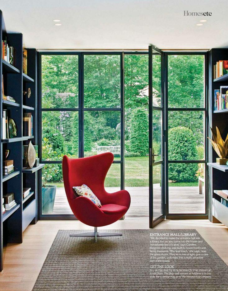 Via Voga | Arne Jacobsen Egg Chair | Mid Century Modern