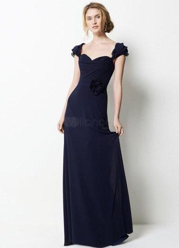 Robe de demoiselle d'honneur, bridesmaid dresse. Milanoo $82