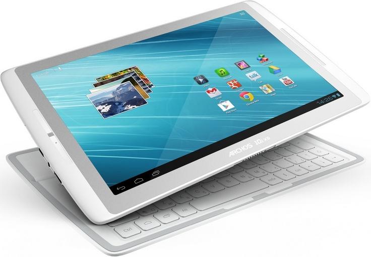 Le français #Archos annonce la #80XS, une #tablette #tactile sous #Android 4.0 à 200 euros !