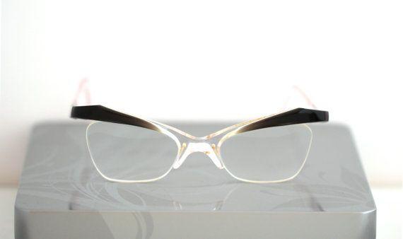 Gatto Vintage occhiali da vista occhiali retrò di FionasGotVintage