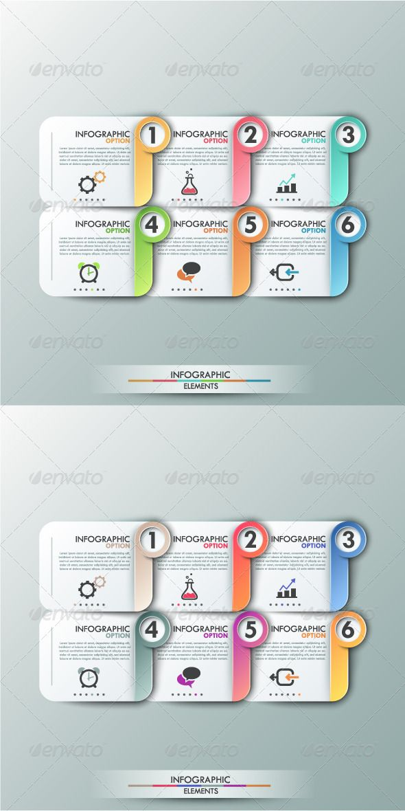 Modern Infographics Options Banner (2 Versions) Tempalte #design Download: http://graphicriver.net/item/modern-infographics-options-banner-2-versions/8168497?ref=ksioks