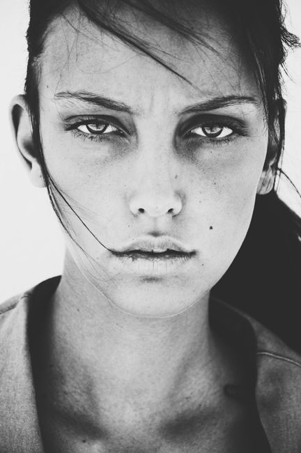 Model: Charissa du Plessis @ ice Models  Photography by Marnus Meyer  black and white,raw,natural, grundge, portrait, fashion, face, eyes