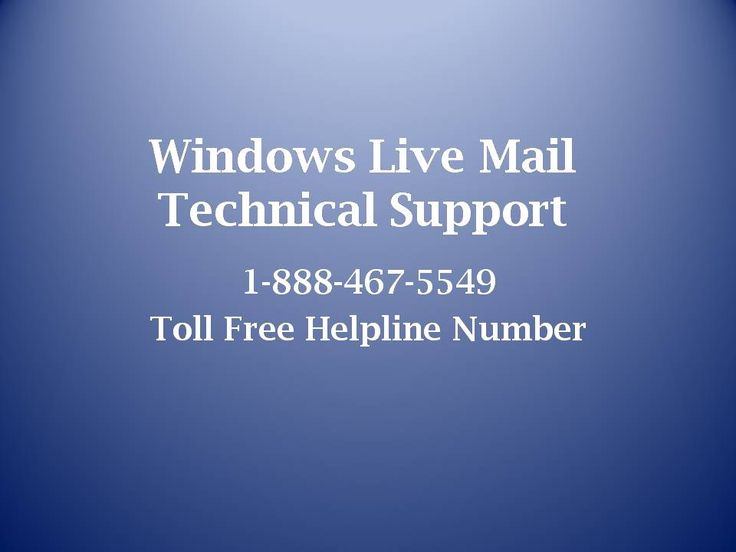 If you are trying to fix Windows live mail password recovery and reset issues then you should reach the Windows live mail password recovery phone number by a simply adding the country specific code which is added in your account when you had create your account to get the help over the phone from the live person of the customer support team. The tech support team has the proficient technical and professional engineers that are well certified in today's technologies.