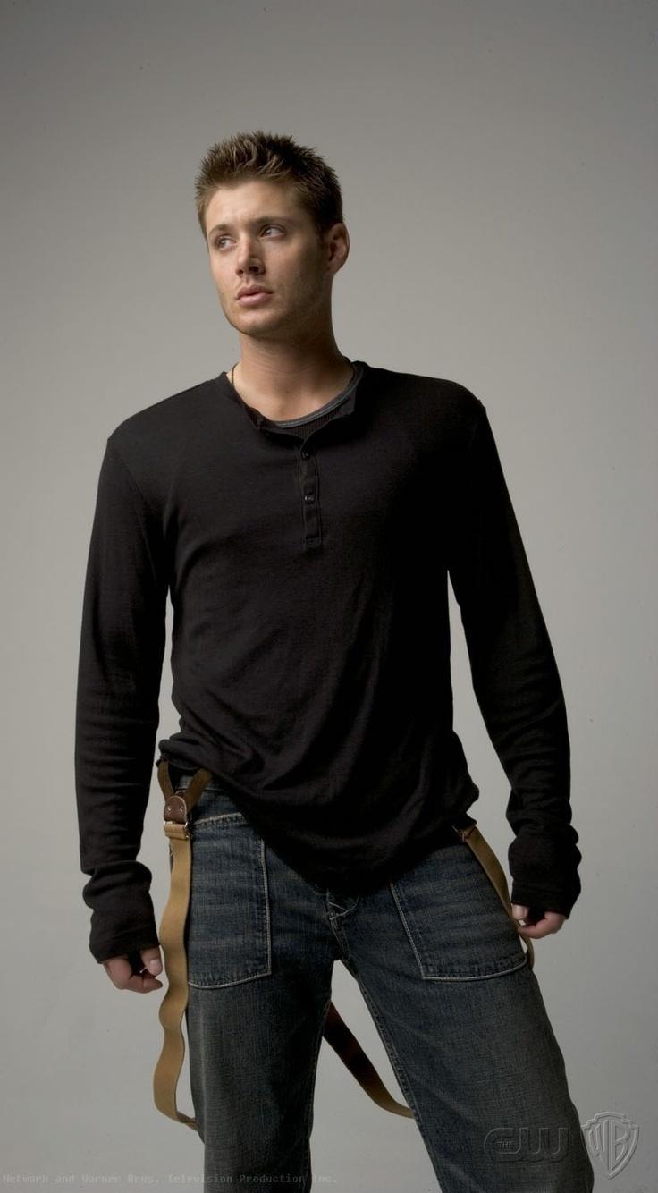 Jensen Ackles CW Network Supernatural Promo