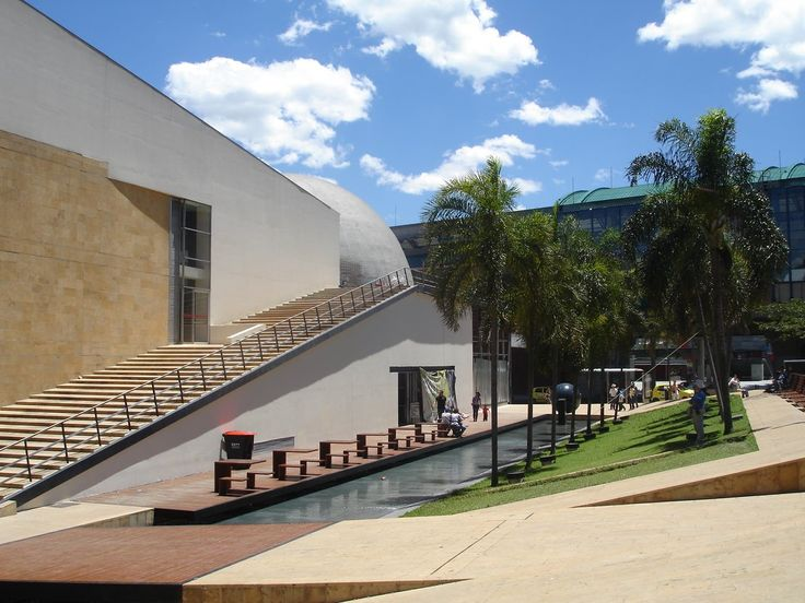 The Planetarium by University of Medellin
