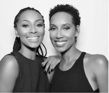 kerry Hilson and her Mom.