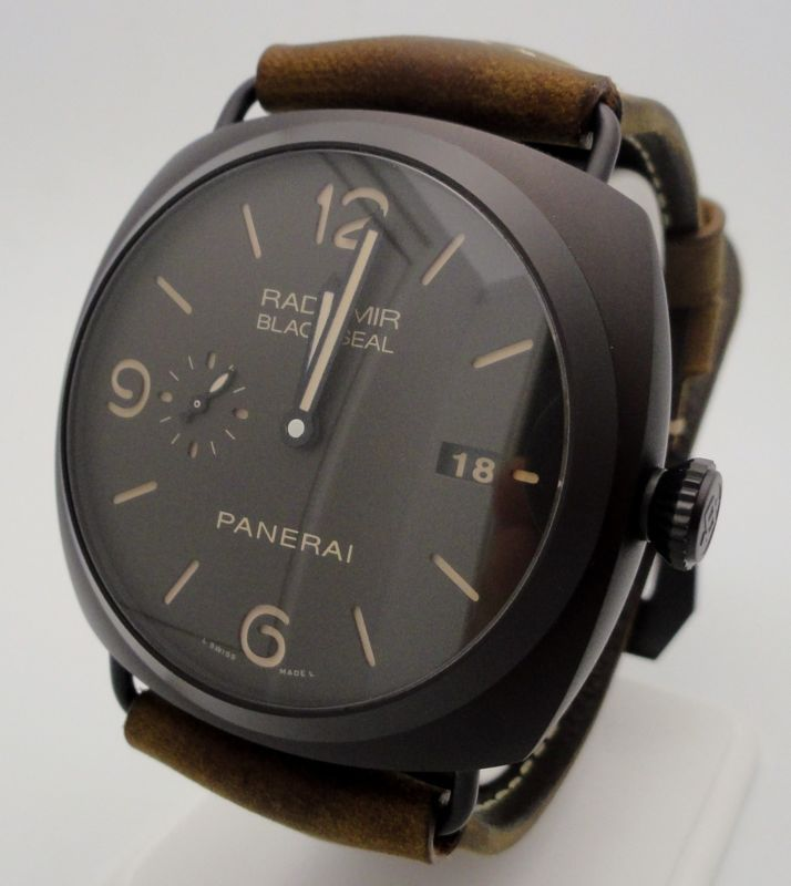 Panerai Radiomir Black Seal PAM 560 Composite Men's Automatic Watch