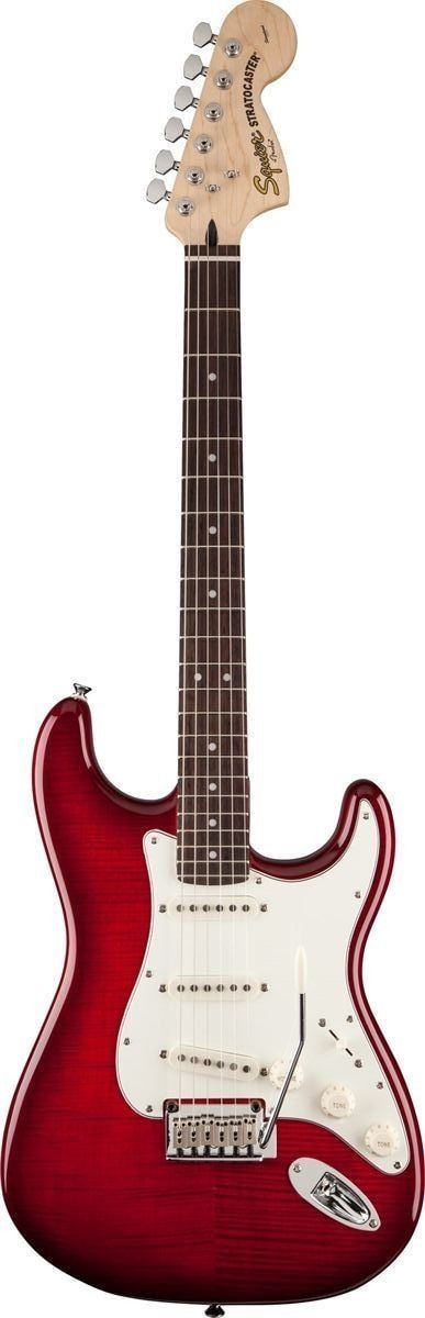 Squier Standard Stratocaster FMT Electric Guitar
