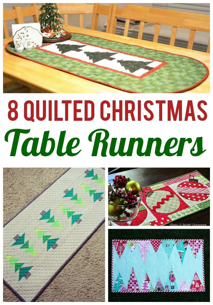 17 best images about sewing ideas on pinterest sewing for Instructions to make christmas table decorations
