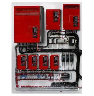 Magnetek's custom panels with IMPULSE® crane controls provide the ultimate solution for overhead material handling.