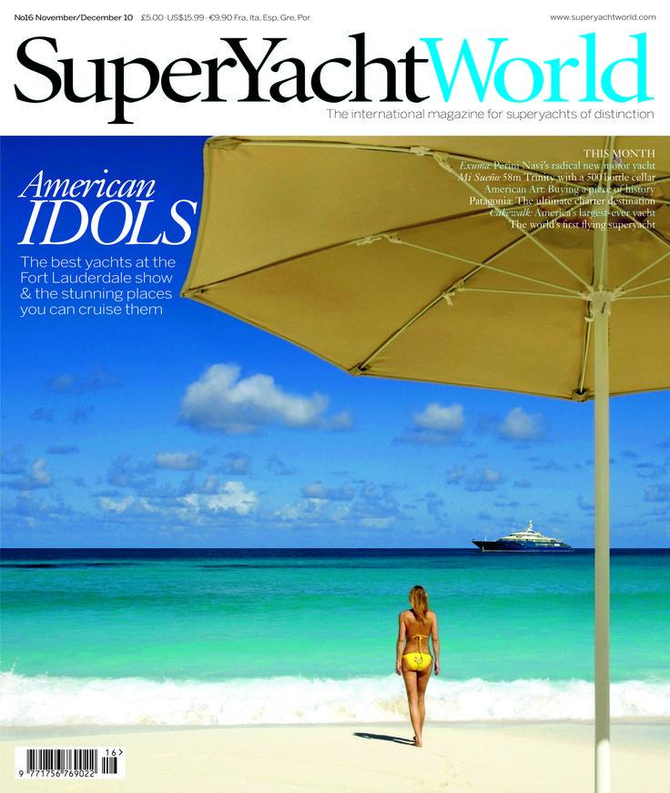 Issue 16 SuperYacht World