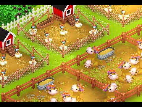 New Update Hay Day 1.29.96 (21.06.2016) - YouTube