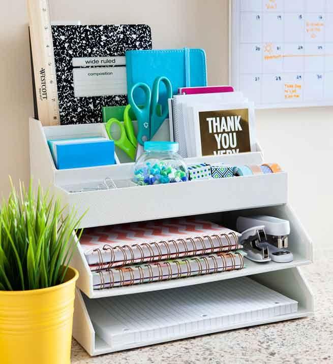 10 soluciones para organizarte en la oficina