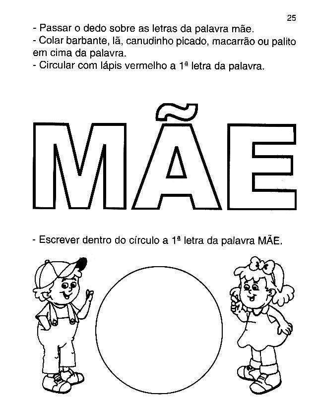 100 Atividades Para O Dia Das Maes Atividades Do Dia Das Maes