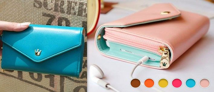 $12 for an Envelope Smartphone Wallet - Tax Included ($45 Value)