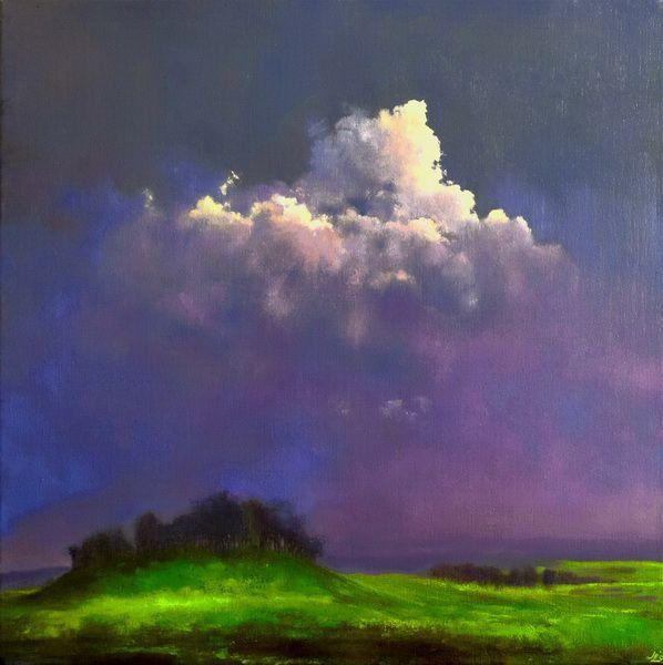 John O'Grady - Irish artist - France