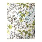 Gazebo Cloud Tropical Floral Drapery Fabric - Traditional - Drapery Fabric - by The Fabric Co