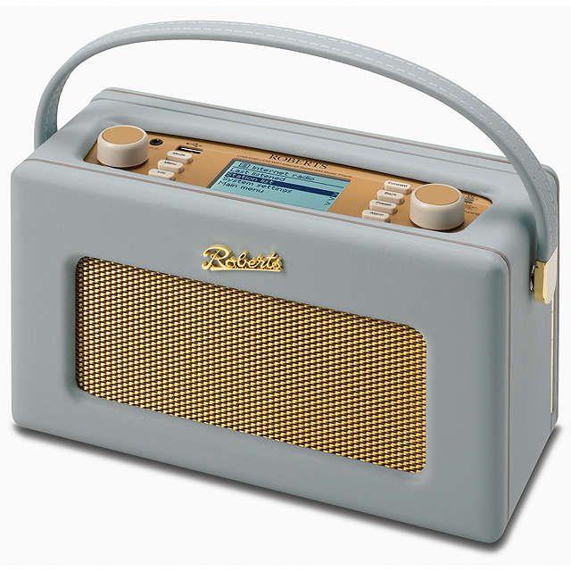 ROBERTS Revival iStream 2 Smart Radio With DAB+/FM Internet Radio at John Lewis