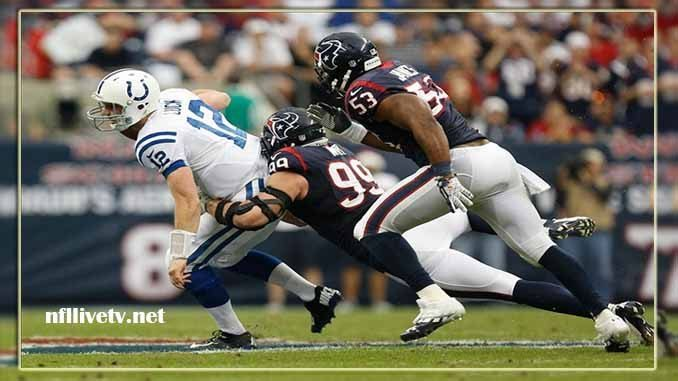 Indianapolis Colts vs Houston Texans Live Stream Teams: Colts vs Texans Time: 2:00 PM ET Week-9 Date: Sunday on 5 November 2017 Location: NRG Stadium, Houston TV: NAT Indianapolis Colts vs Houston Texans Live Stream Watch NFL Live Streaming Online The Houston Texans is a professional football...