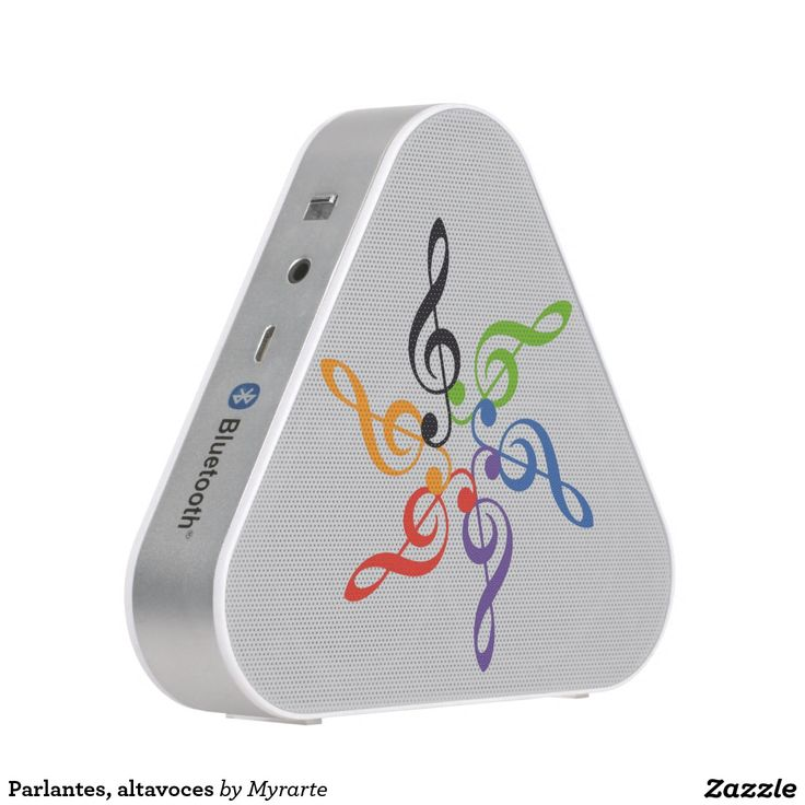 Clave sol. Música, music. Parlantes, altavoces bluetooth speaker. Producto disponible en tienda Zazzle. Tecnología. Product available in Zazzle store. Technology. Regalos, Gifts. Link to product: http://www.zazzle.com/parlantes_altavoces_bluetooth_speaker-256410711405337930?CMPN=shareicon&lang=en&social=true&rf=238167879144476949 #bocinas #altavoces #speaker #música #music