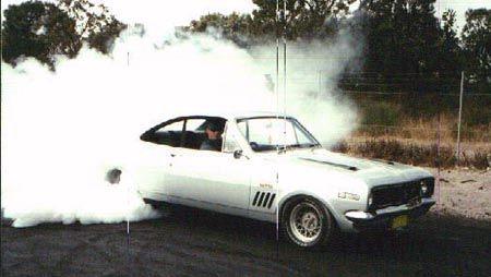 Australian Muscle Cars of the '70s - Holden Monaro GTS