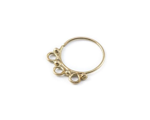 Check out this item in my Etsy shop https://www.etsy.com/il-en/listing/164990938/indian-nose-ring-indian-nose-hoop-gold