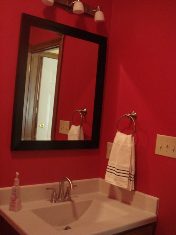 Small Bathroom Ideas Red 11 best baños images on pinterest | bathroom ideas, modern