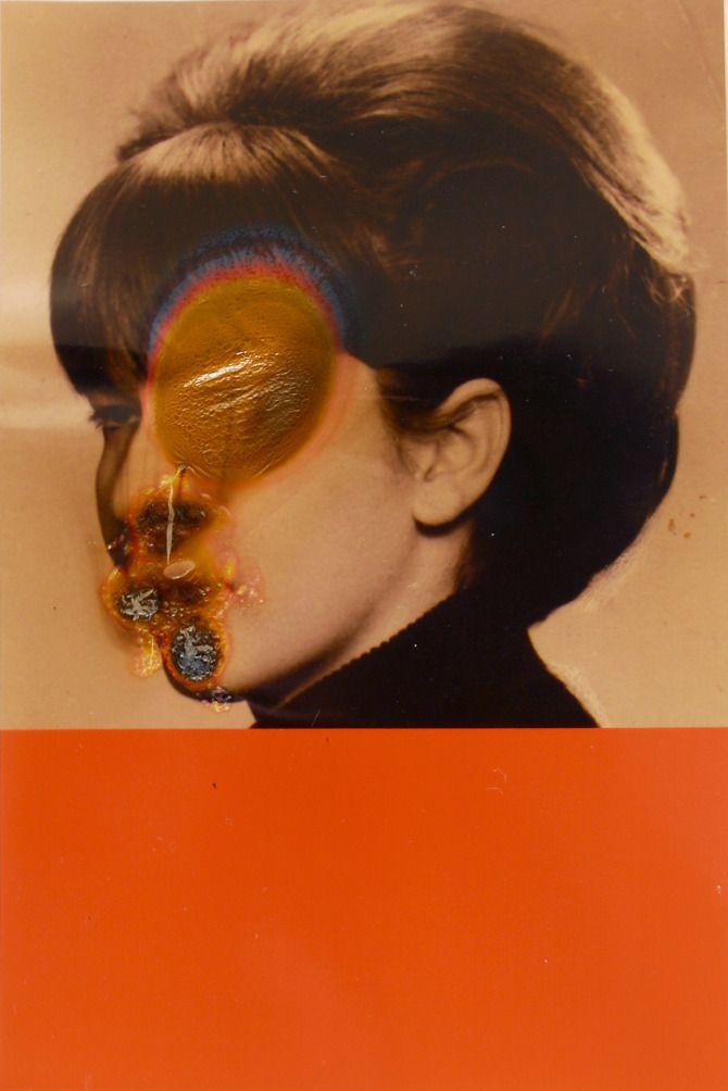 Lucas Simoes Burned Photographs | YOURE NOT HUMAN